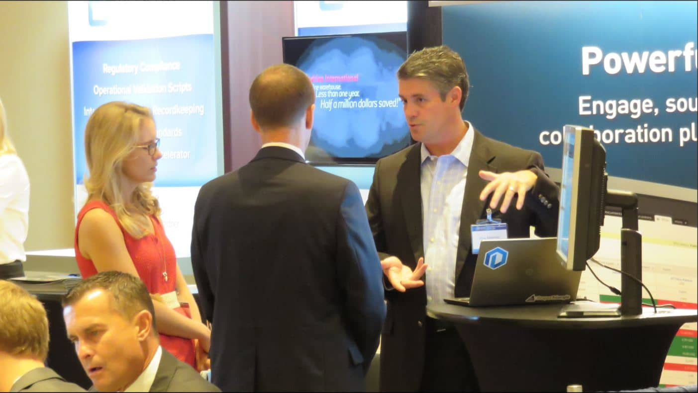 Medical Device Event, Exhibit Booth