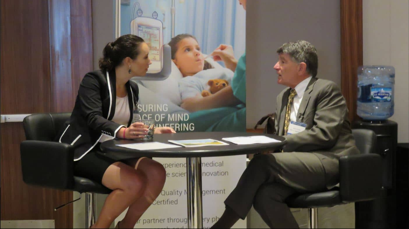 Network at the medical device summit