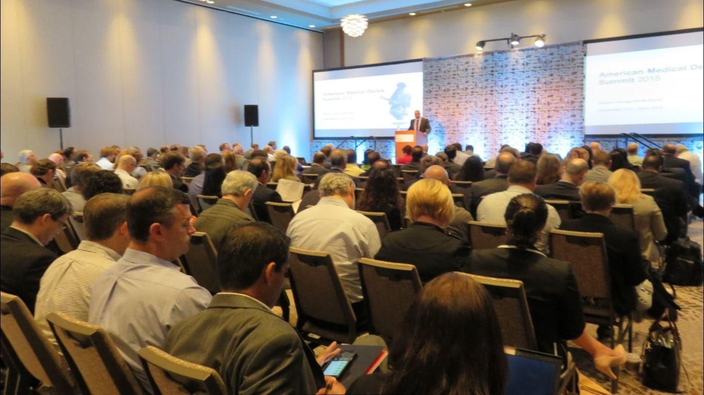 Medical device development strategies discussed